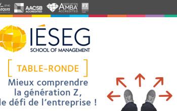 Conférence sur la génération Z sur Lille et Paris